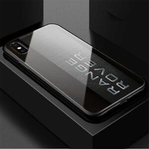 Premium Range Rover Car Logo Case Cover for iPhone Samsung Huawei