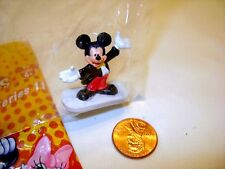 2010 Disney Collector Packs Park Series 11 Mickey Mouse Mini Figure Disneykin