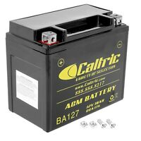 AGM Battery for Honda ATC250ES ATC250SX 1985 1986 1987