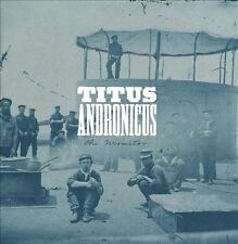 The Monitor by Titus Andronicus (CD, Mar-2010, XL)