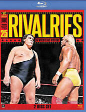 WWE: Top 25 Rivalries [Blu-ray Boxset] [2 discs] [Region 1] New Blu-ray