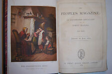 1870 People's Magazine: Illustrated Miscallany for Family Reading. January-June