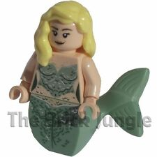 Lego Mermaid - GREEN - Pirates of the caribbean