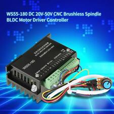 WS55-180 Controller Del Driver Del Motore BLDC DC 20V-50V CNC Senza Spazzole