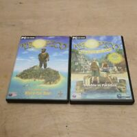 Tropico 1 Base Game + Trouble in Paradise Expansion Windows PC Used Complete