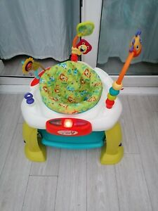 Bright starts bounce bounce baby jumperoo Activity centre entertainer station