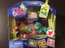 LITTLEST PET SHOP Postcard Pets LPS Lizard Gecko NIB #906 FREE SHIPPING Rare NEW