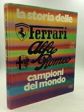 LA STORIA DELLE FERRARI ALFA ROMEO CAMPIONI DEL MONDO - 1975 - auto racing