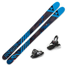 2020 Fischer Ranger FR Skis w/ Marker 10.0 TP Bindings |  | A17418K