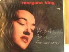 Morgana King–record-for you, for me for evermore