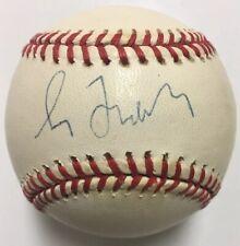 GREG MADDUX Signed Autographed Baseball PSA/DNA AF69285 Vintage Cubs Braves