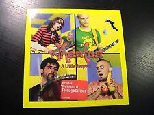 Wheatus A LITTLE RESPECT Erasure Cover Version CD Single Cardboard PS