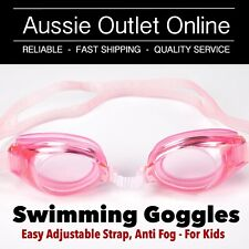 Pink Swimming Goggle for Kids No Leak Anti Fog - Aussie Outlet Online