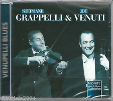 Stephane Grappelli & Joe Venuti. Venupelli Blues (2002) CD NEW After you've gone
