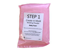 STEP 1 REFILL POWDER for LUNA BEAN INFANT Hand or Foot 3D Life Casting Mold Kit
