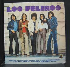 Los Felinos - El Sonido Felino LP VG+ EDM-1701 Musart USA 1977 Vinyl Record