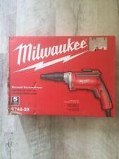 New listing Milwaukee Drywall Screwdriver Nib ~ #6742-20