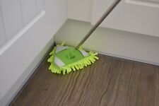Neat Ideas - LITTLE BIG FLOOR DUSTER MOP - Choose your colour - extends to 97cm