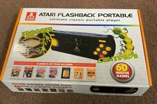 Atari Flashback Portable Game Player Handheld 60 Built-in Retro Games