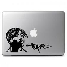 Tupac Shakur 2Pac for Macbook Laptop Car Window Wall Helmet Vinyl Decal Sticker