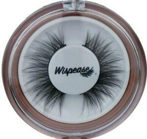 GAZE Fluffy Lengthening 3D Medium Eyelashes Lashes in rose gold eyelash case UK
