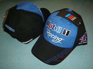 2021 Kevin Harvick #4 MOBIL 1 CFS Velocity Snap Back Adjustable Hat NEW W/TAGS