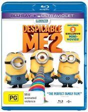 Despicable Me 2 (Blu-ray) [Region 4] NO ULTRAVIOLET