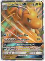 Dragonite GX 152/236 Ultra Rare Pokemon Card (SM11 Unified Minds)