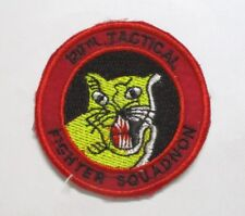 Patch_  120th TACTICAL FIGHTER SQUADRON Vietnam War Patch TFS