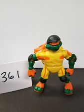 TMNT Extreme Sports Turtles Thrashin Mike 2003 Michaelangelo