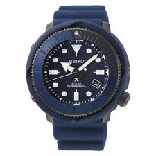 Seiko Street Series Solar Tuna Blue Prospex Diver's Men's Watch