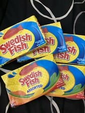 Swedish Fish Soft Chewy Candy 5 Boxes