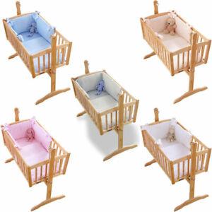 Clair de Lune Dimple 2 Piece Quilt & Bumper Bedding Set, Crib/Cradle