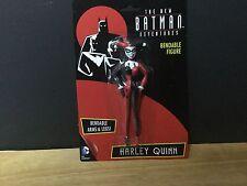 Nerd Block New Batman Adventures Harley Quinn Bendable Figure ECCC  Emerald City