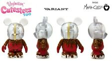 DISNEY VINYLMATION CHASER RED APPLE CANDY SWEET 3 CUTESTERS TOO 2 RARE