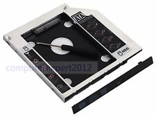 2nd SATA Hard Drive SSD HDD Caddy for ASUS X555L X555LA K555L Q551L R554L X751LD