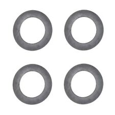 Set of 4 Reinz Oil Filler Cap Seal / Gasket Fits: Mercedes Audi VW Volkswagen