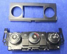 2007-09 OEM Chevy Silverado GMC Sierra Heater AC Climate Control Switch w/ Bezel