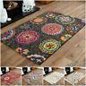 QUALITY MODERN GEOMETRIC FLORAL LOW COST MULTI 12 MM THICK SOFT LARGE SALE RUGS