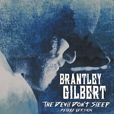 PRE ORDER: BRANTLEY GILBERT - THE DEVIL DON'T SLEEP deluxe edition (CD)
