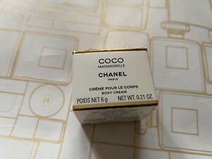 Chanel Coco Mademoiselle body cream 6g
