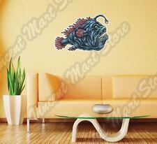 "Monster Unicorn Fish Sea Ocean Wall Sticker Room Interior Decor 25""X20"""