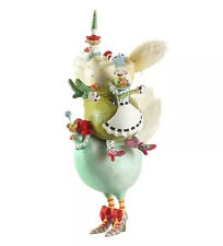 Patience Brewster Three French Hens Ornament Decoration Twelve Days Of Christmas