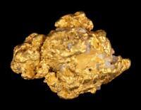 Genuine Calif. Alaska Natural Sponge Gold Nugget 3.04gr 14.14mm x 10.42mm Size