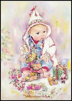 First Christmas - Counted Cross Stitch Patterns/Kits - Color Symbols Charts