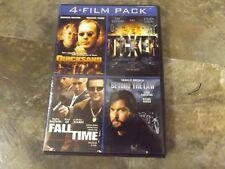Quicksand - Ticker - Fall Time - Beyond The Law 4 Film Pack DVD
