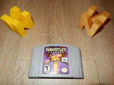 NTSC-US N64: Gauntlet Legends Loose Game Nintendo 64 USA