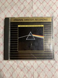 Pink Floyd - Dark Side Of The Moon Original Master Recording UDCD 517 1973 Ultra