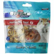 LM Kaytee Forti-Diet Pro Health Healthy Bits Treat - Hamster & Gerbil 4.75 oz