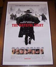 Quentin Tarantino The Hateful Eight 11X17 Movie Poster